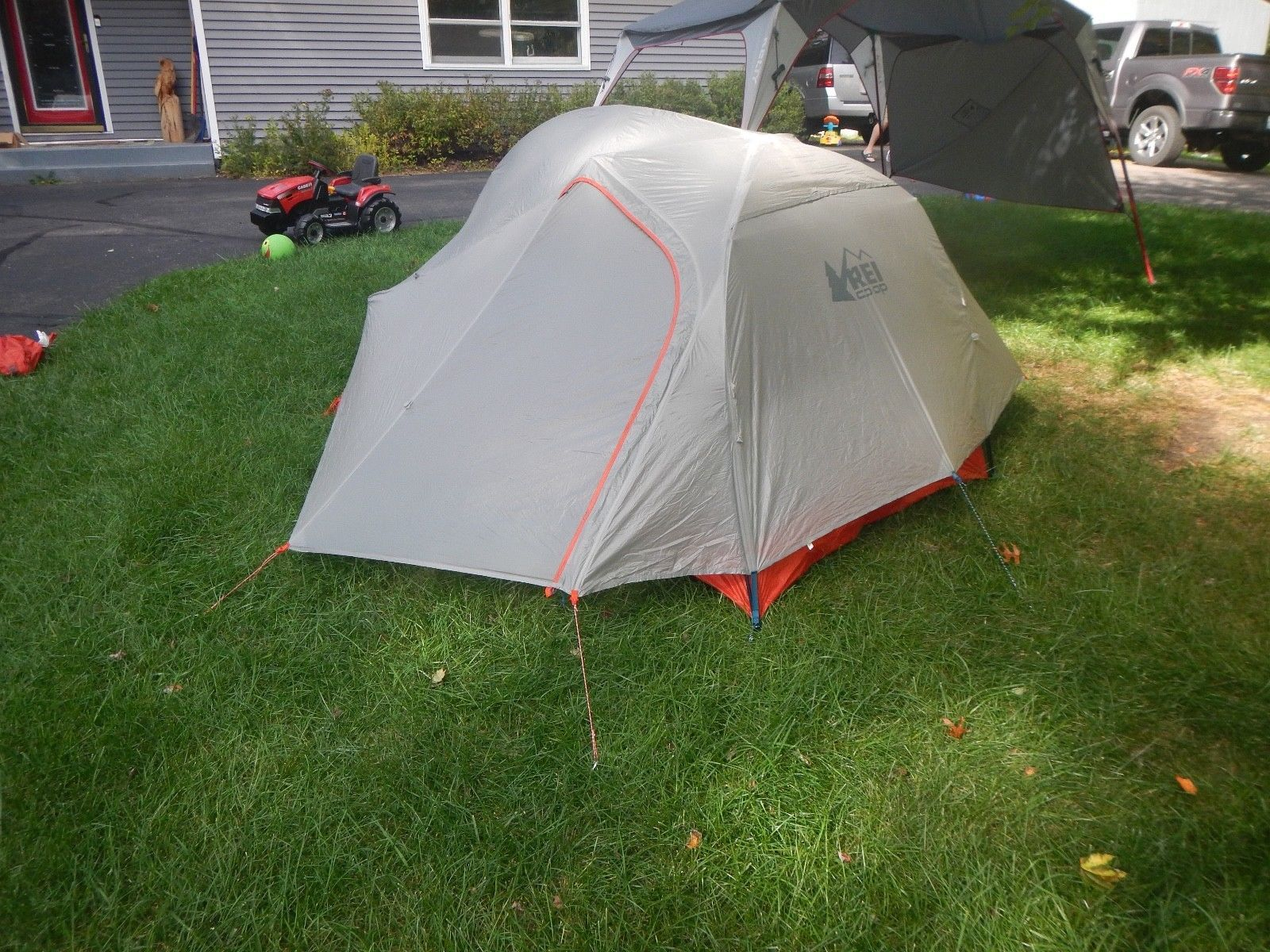 2017 REI Co-Op Quarter Dome 2 Tent with Footprint backpacking c&ing & 2017 REI Co-Op Quarter Dome 2 Tent with Footprint backpacking ...