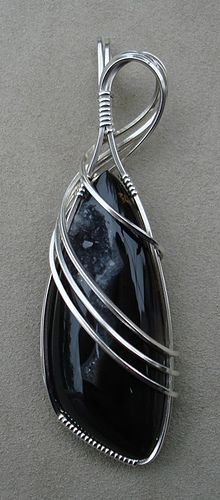 Woodward Ranch Agate Wire Wrap | Flickr - Photo Sharing!