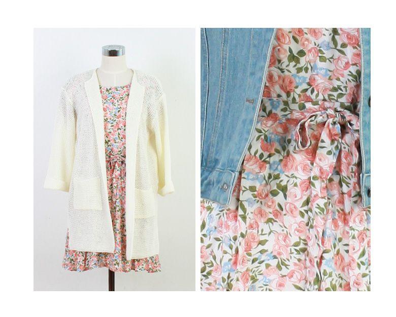 rose dress_pink