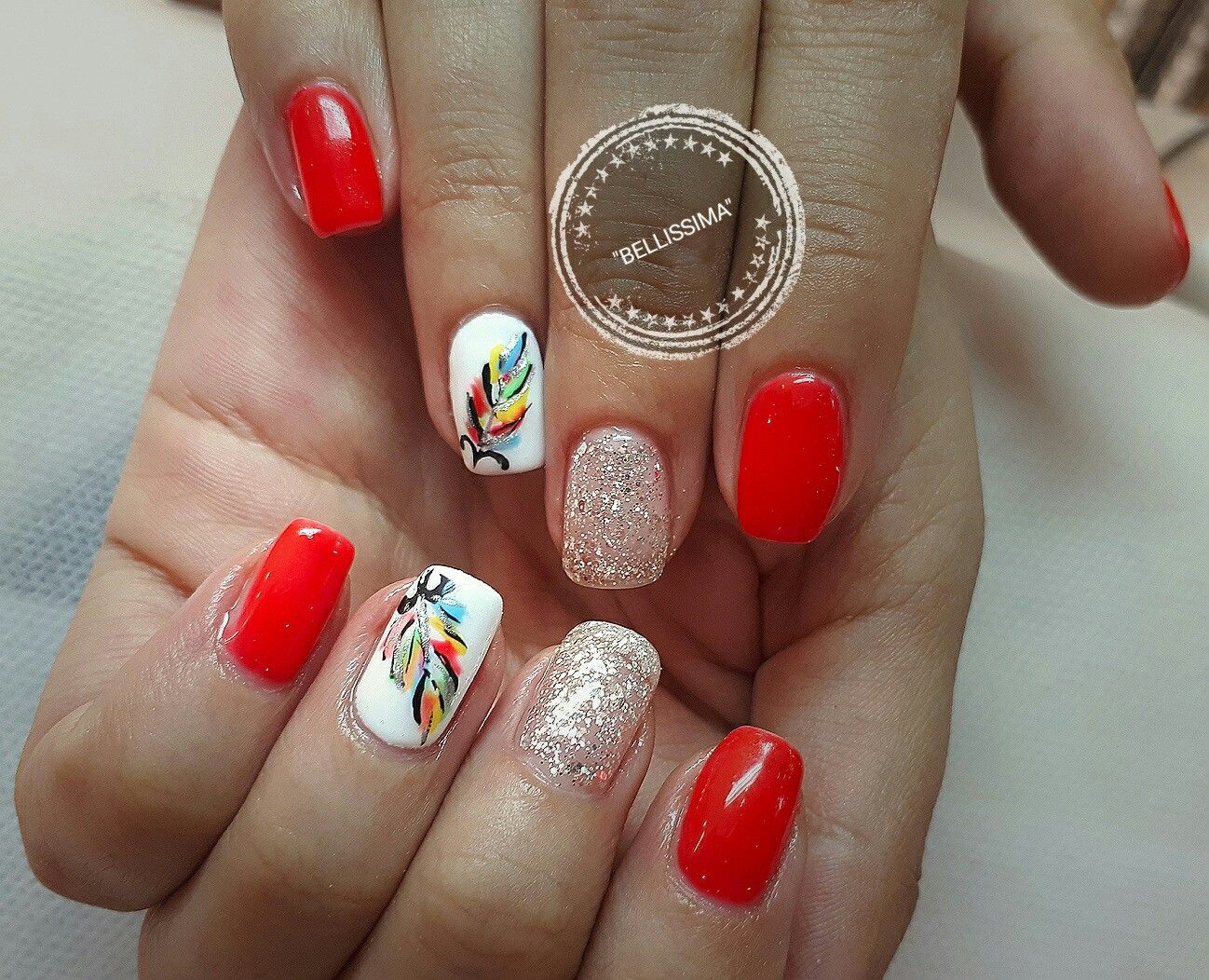 Pin by Natalia Kolenda on My work, my passion   Nails, My