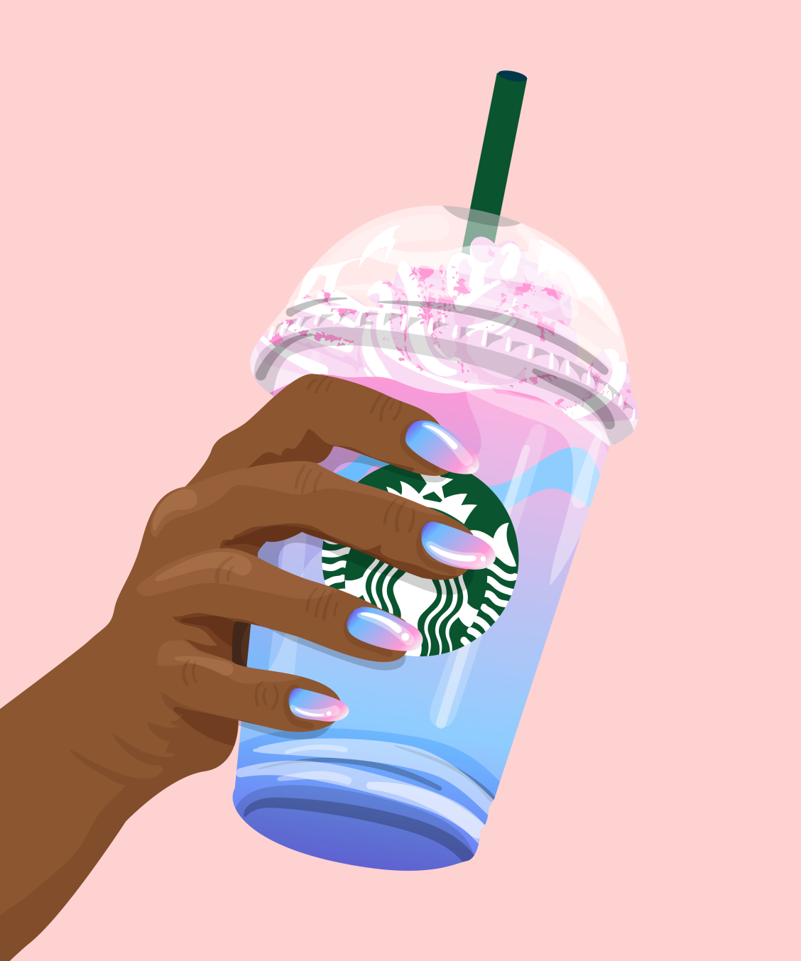 Dont Touch My Laptop Hd Wallpaper Starbucks Unicorn Frappuccinos May Be Gone But You Can
