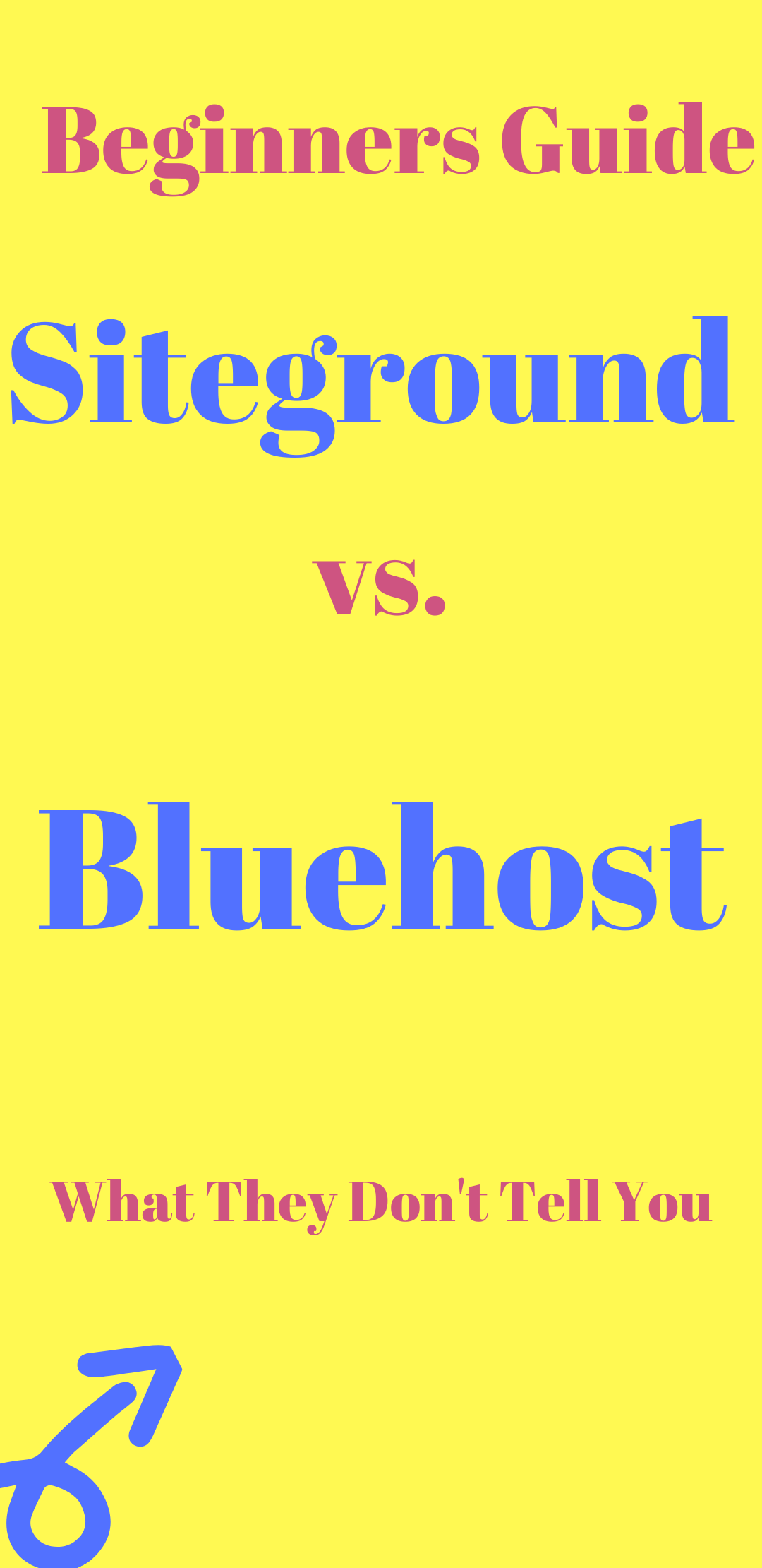 BlueHost vs. SiteGround Which One Is Right For a New