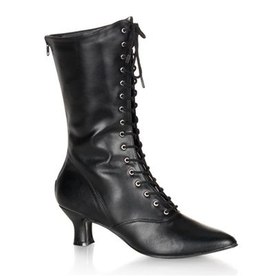 761d6ae78 Nice looking Victorian Granny boots for less than  50