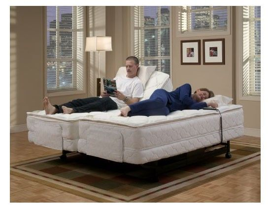 Dual King Promotion Wallhugger Adjustable Bed Adj Promotion