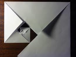 origami - golden ratio