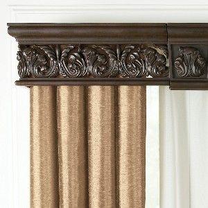 Window Treatment Solutions Wood Cornicecornice