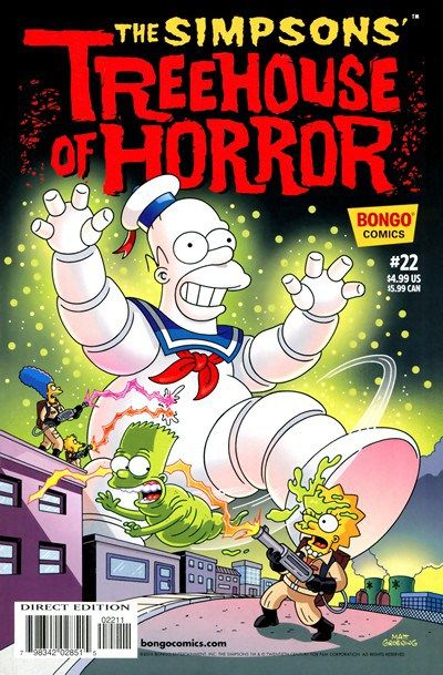Simpsons' Treehouse of Horror n°22 (2016)