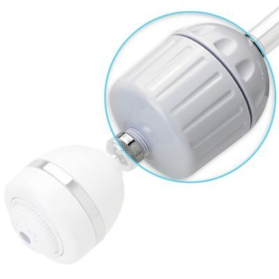 Sprite Original High Output Shower Filter In White Products