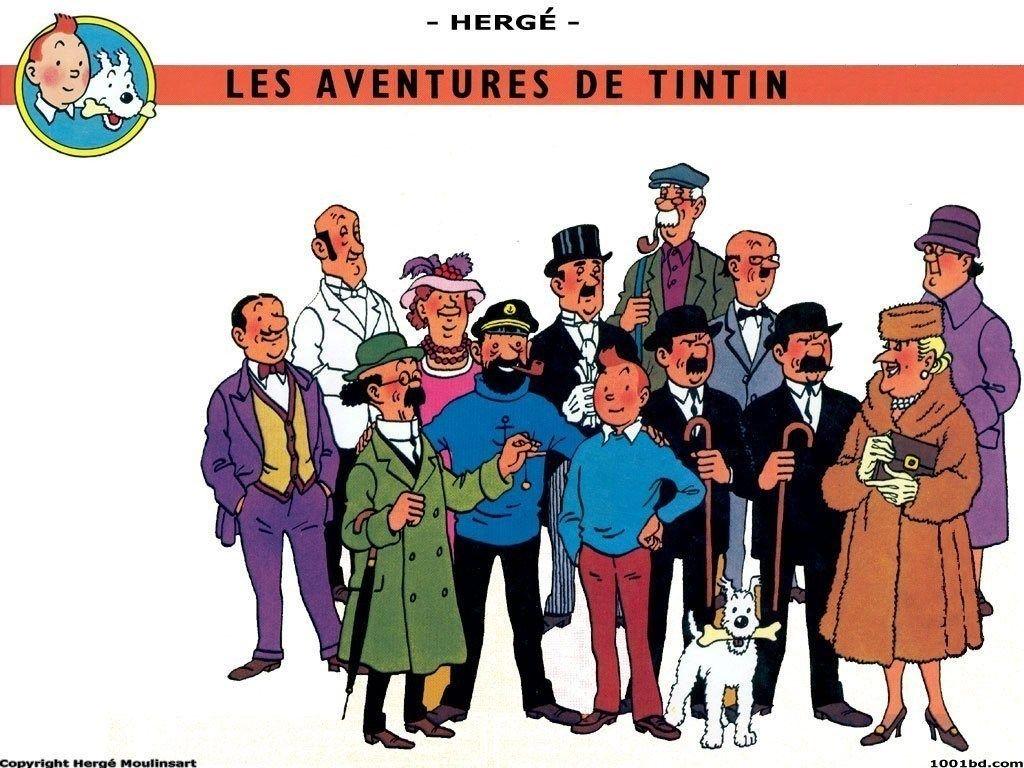 Image Tintin Tintin Dessin Anime Tintin Les Aventures De Tintin