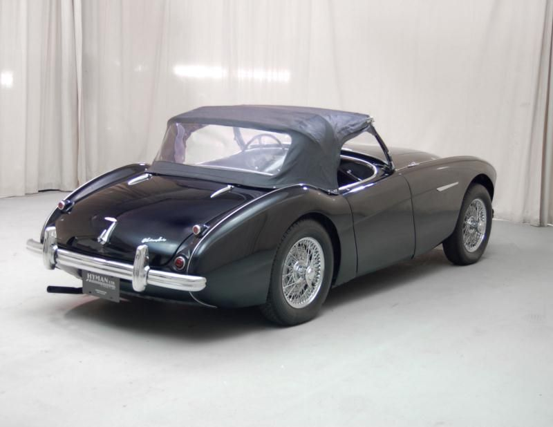 Hagerty Valuation Tool >> Austin Healey Valuation 1955 Austin Healey 100 M Classic