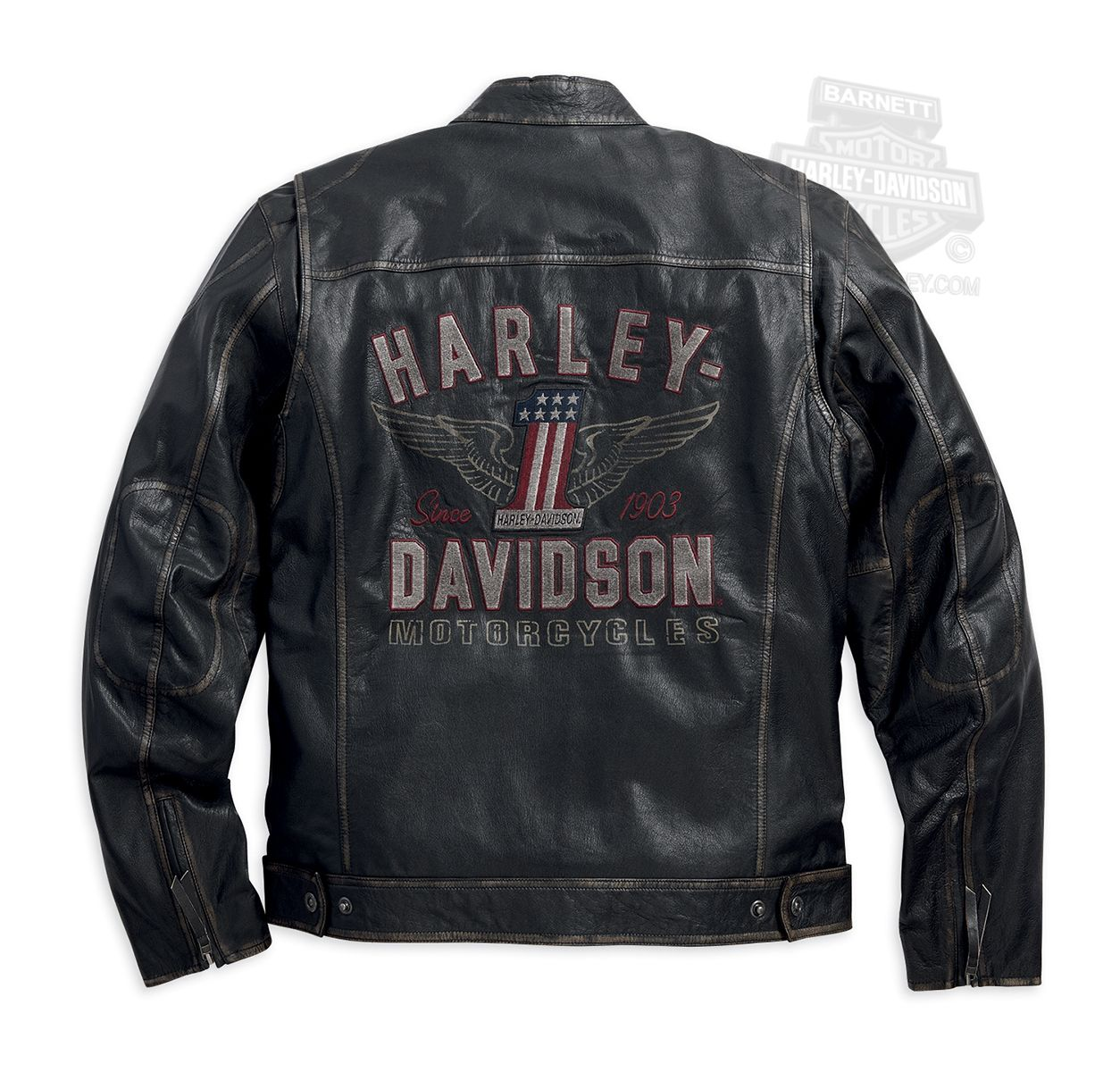 HarleyDavidson® 9808915VM HarleyDavidson® Mens Long