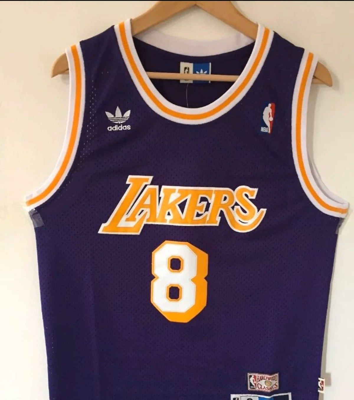 Kobe Bryant Retro Jersey #8 Lakers sz M | Kobe bryant, Jersey, Kobe