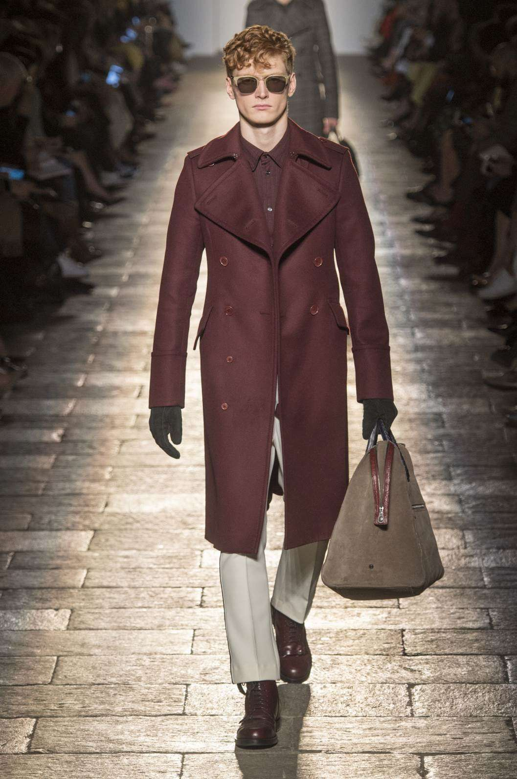 92127ace1d679 Bottega Veneta Fall-Winter 2017 - Milan Fashion Week