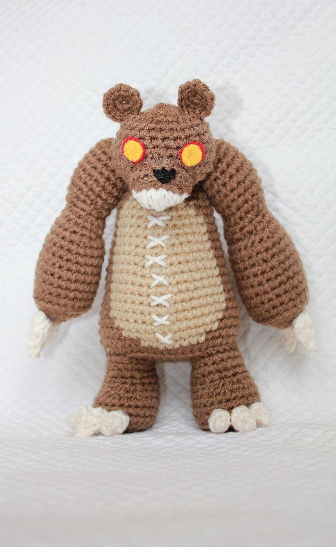 PATTERN: Tibbers from League of Legends Crochet Amigurumi