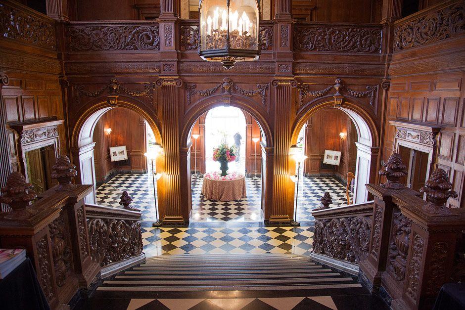 The Greystone Mansion