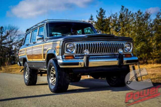 1989 Jeep Wagoneer For Sale St Catharines Ontario Canada Jeep