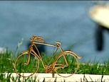 Beeldbank - fietsje maken van ijzerdraad