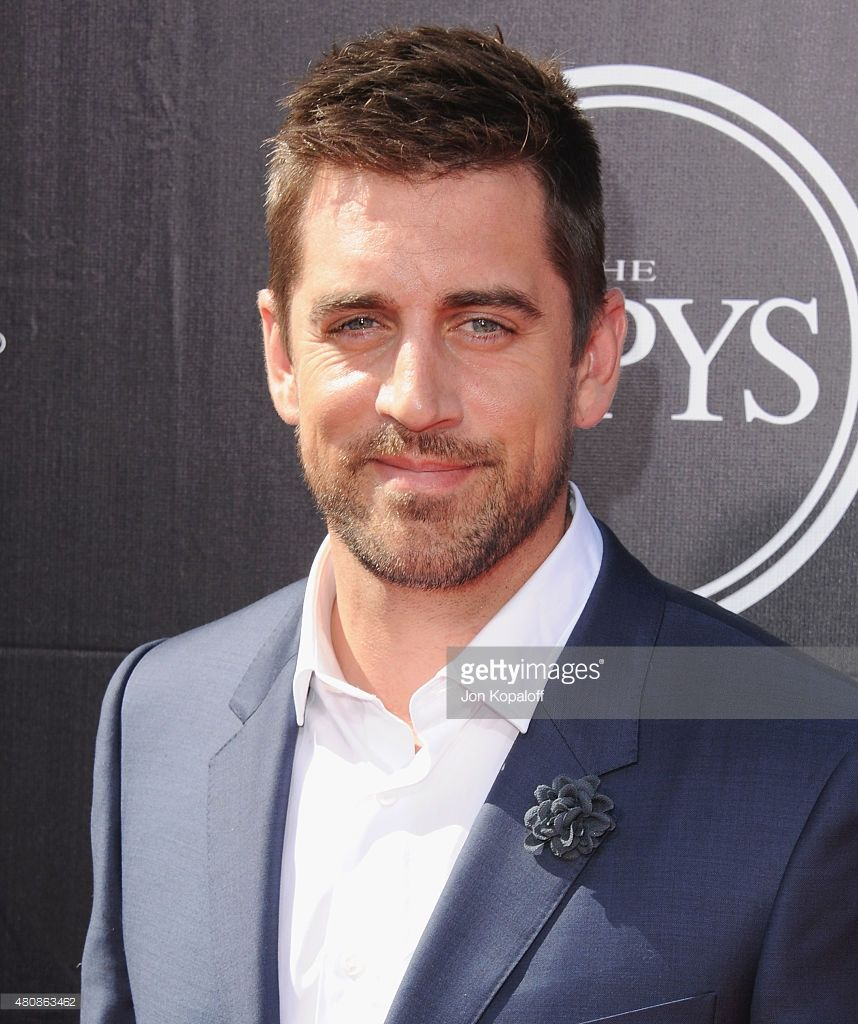 Aaron Rodgers American Football Quarterback Pictures Getty Images