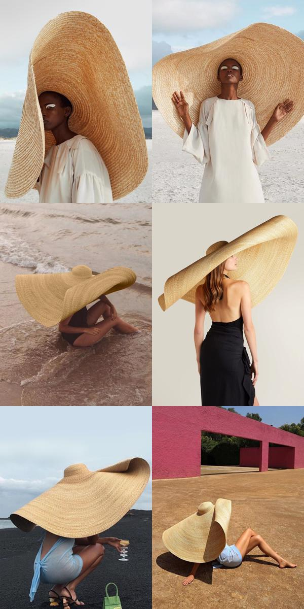 Theresa Oversized Straw Hat Zcrave Straw Hats Outfit Straw Hat Outfits With Hats