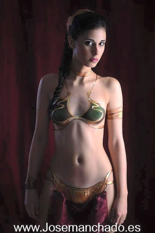 Have removed princess leia slave nude
