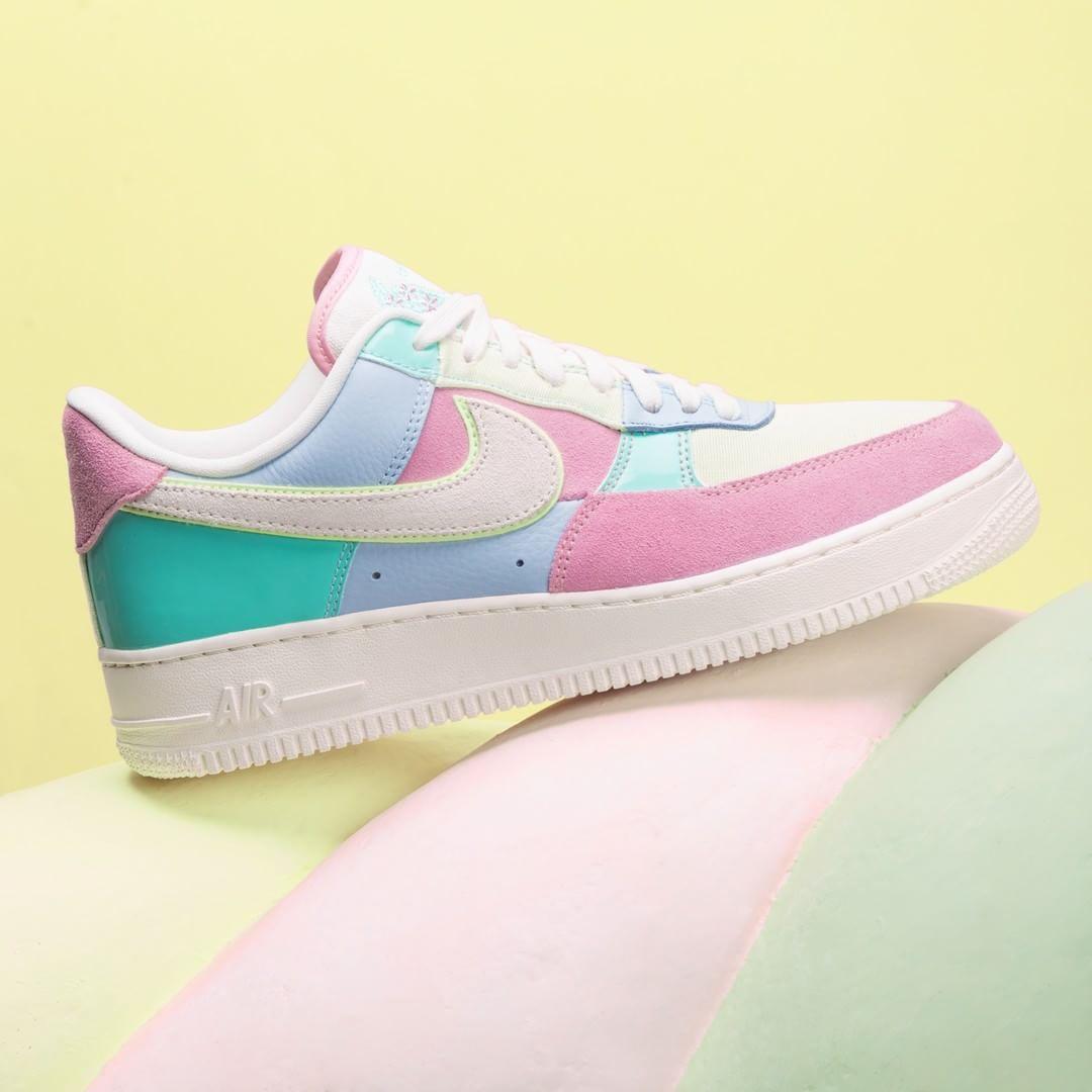 Identidad Cenagal efecto  AF1 Easter for pastel lovers AH8462-400 #svd #sivasdescalzo #sneakers #nike  #kicks #streetwear | Nike air shoes, Trending shoes, Sneakers