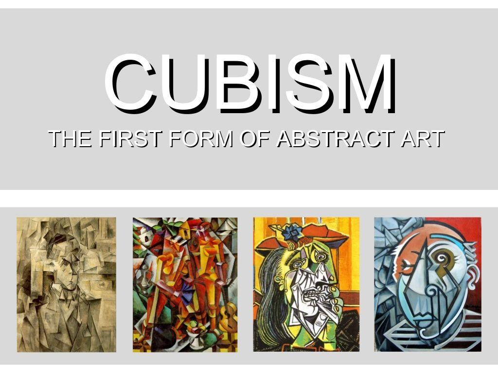 Cubism In Fashion And Art By Sunil Talekar Via Slideshare