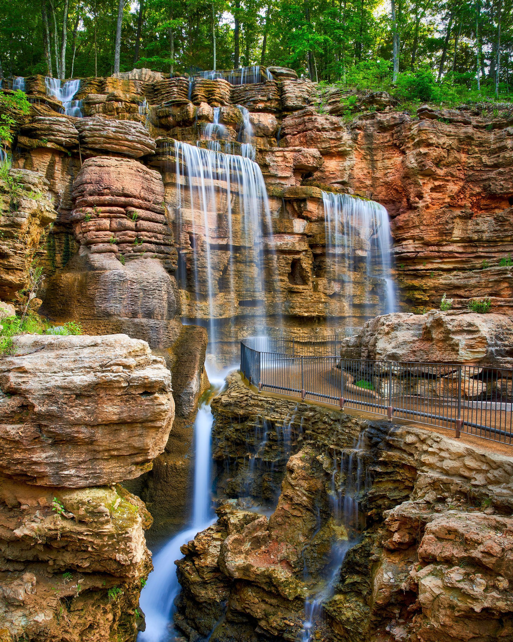 Top Of The Rock Attractions Big Cedar Lodge Near Branson Mo Dogwood Canyon Missouri State Parks Vacation Destinations