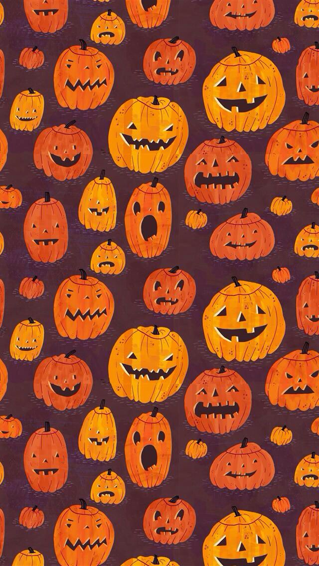 Pin By Jenny Johnson On Backgrounds Pumpkin Wallpaper Halloween Background Tumblr Halloween Wallpaper Iphone