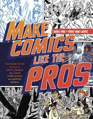 a4b2b909bd Make Comics Like the Pros  The Inside Scoop on How to Write