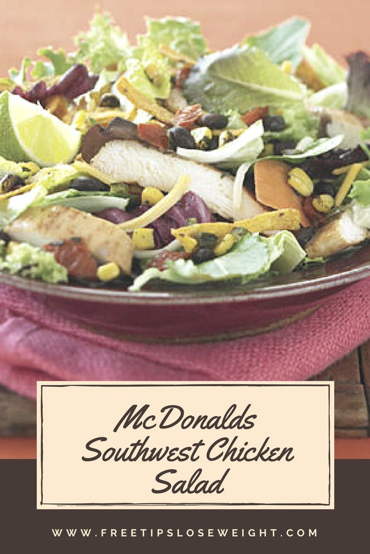 Genial Lose Weight Eating Mcdonalds Southwest Ken Salad Feeding Big Frugalmeals Pinterest Southwest Mcdonalds Lost Weight Lose Weight Eating Mcdonalds Southwest Ken Salad Feeding Big