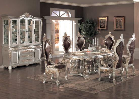 48 Formal Dining Room Furniture For Elegant Functional And Fascinating Elegant Formal Dining Room Sets
