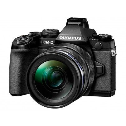 Olympus Om D E M1 12 40 2 8 Probably The Most Anticipated Camera Of The Year Paired With The New Brilliant 12 4 System Camera Olympus Camera Digital Camera
