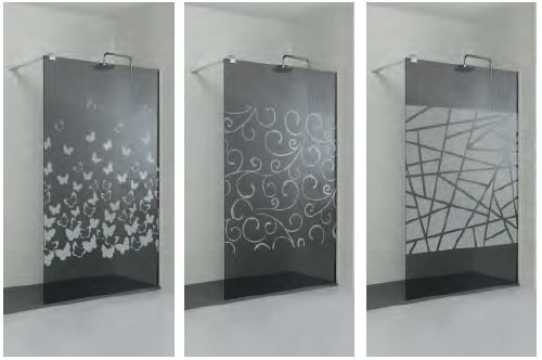 Mamparas de vidrio buscar con google consul pinterest vidrio puertas de vidrio y - Vidrios para duchas ...