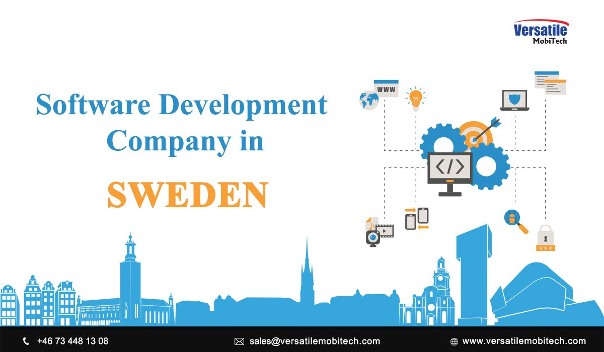 Software Development Company in Sweden in 2020 Software