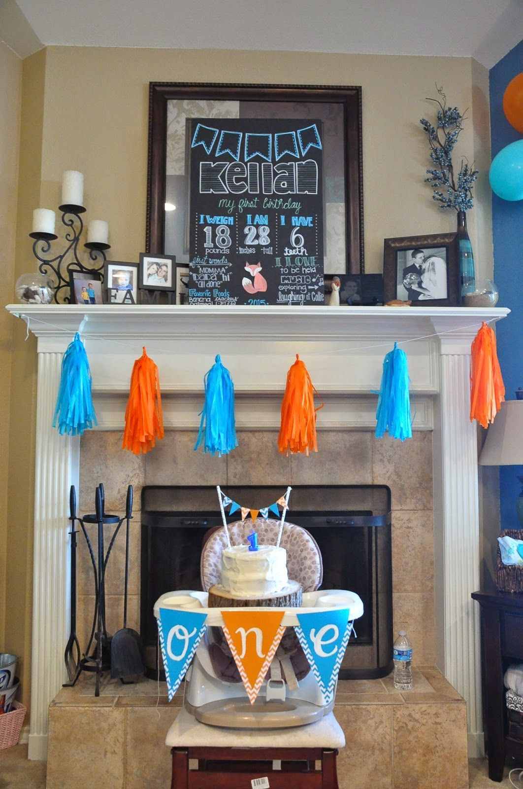 Keeping Up With The Morgans: Kellan Joshua - 1 YEAR!