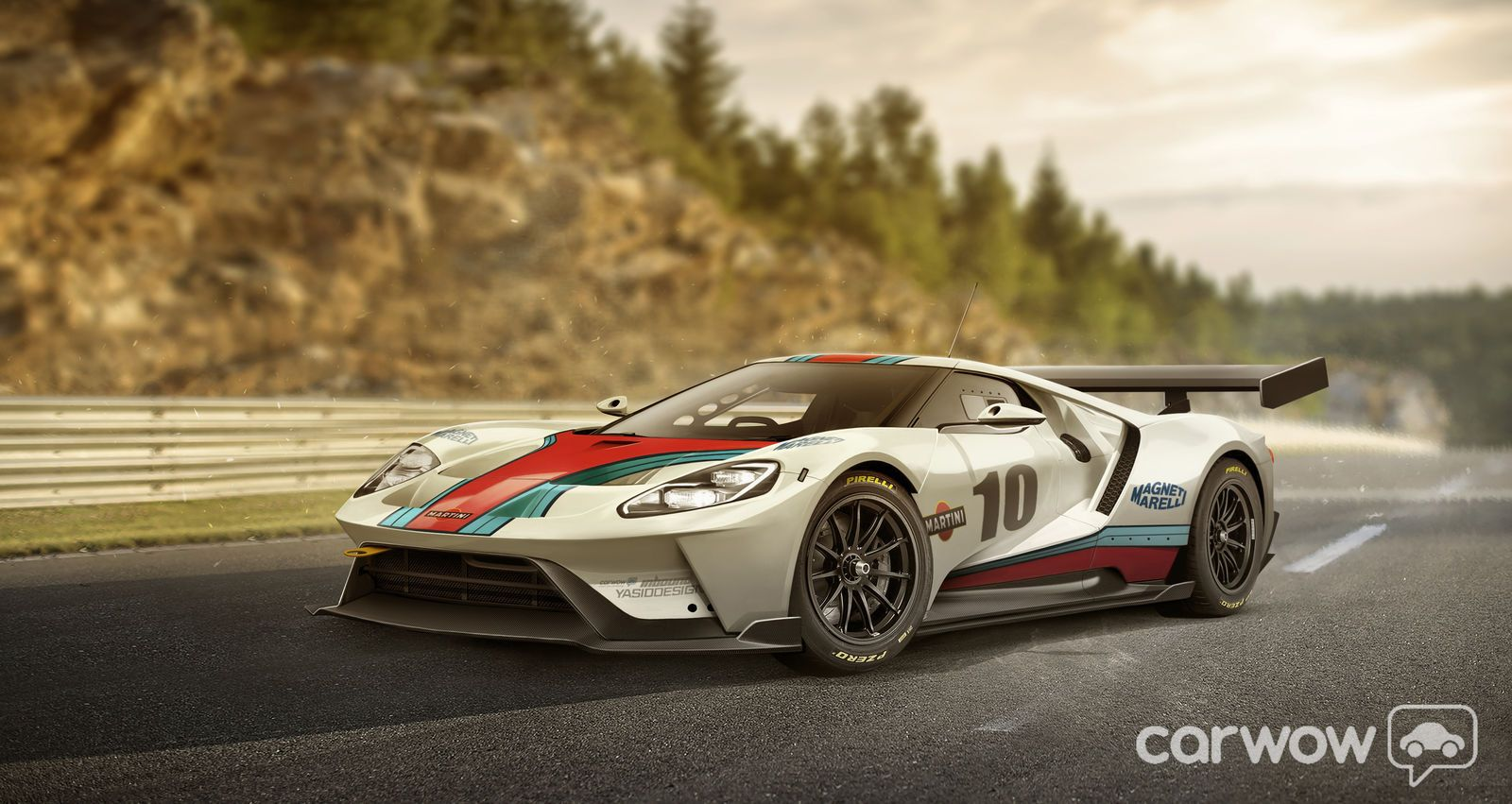 The New Ford Gt Has Been Revealed Leaving Gaping Jaws In Its Wake