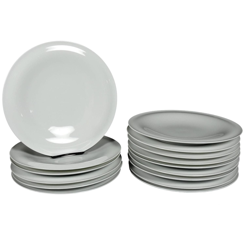 rare midcentury modern russel wright yamato porcelain dinner  -  rare midcentury modern russel wright yamato porcelain dinner plates