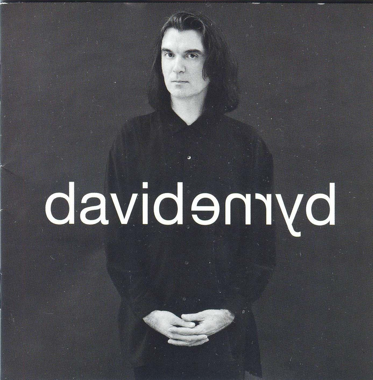 David Byrne cd