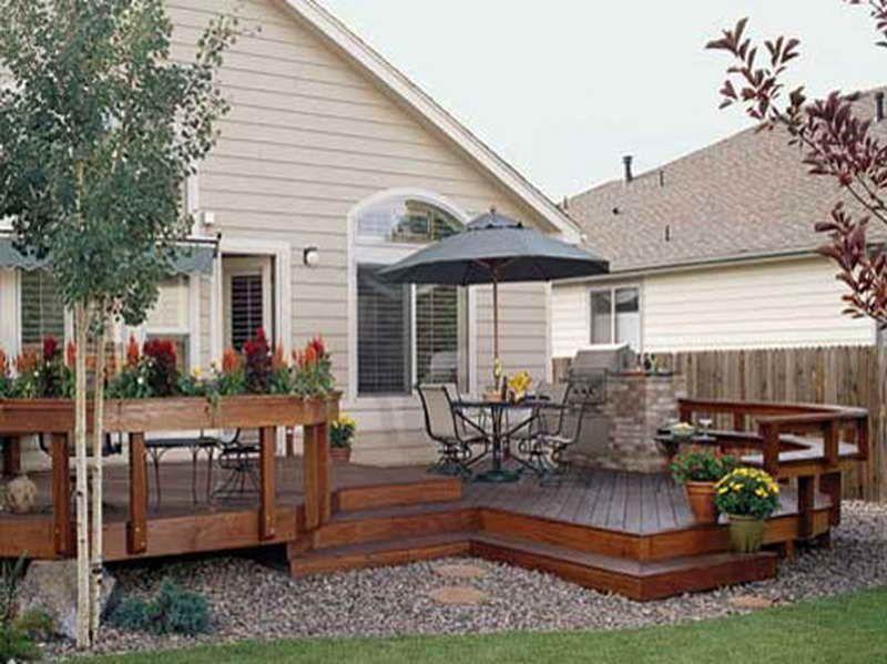 Mobile Home Deck Ideas | decking boards, plastic deck board ...
