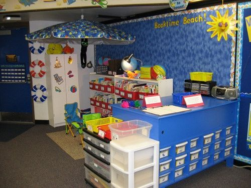 Awesome reading center