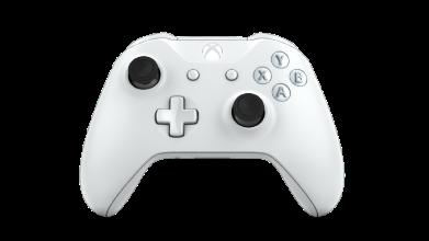 Snowwhiteicex Custom Xbox One Controller Robot White Abyss Black Custom Xbox One Controller Xbox Wireless Controller Controller Design
