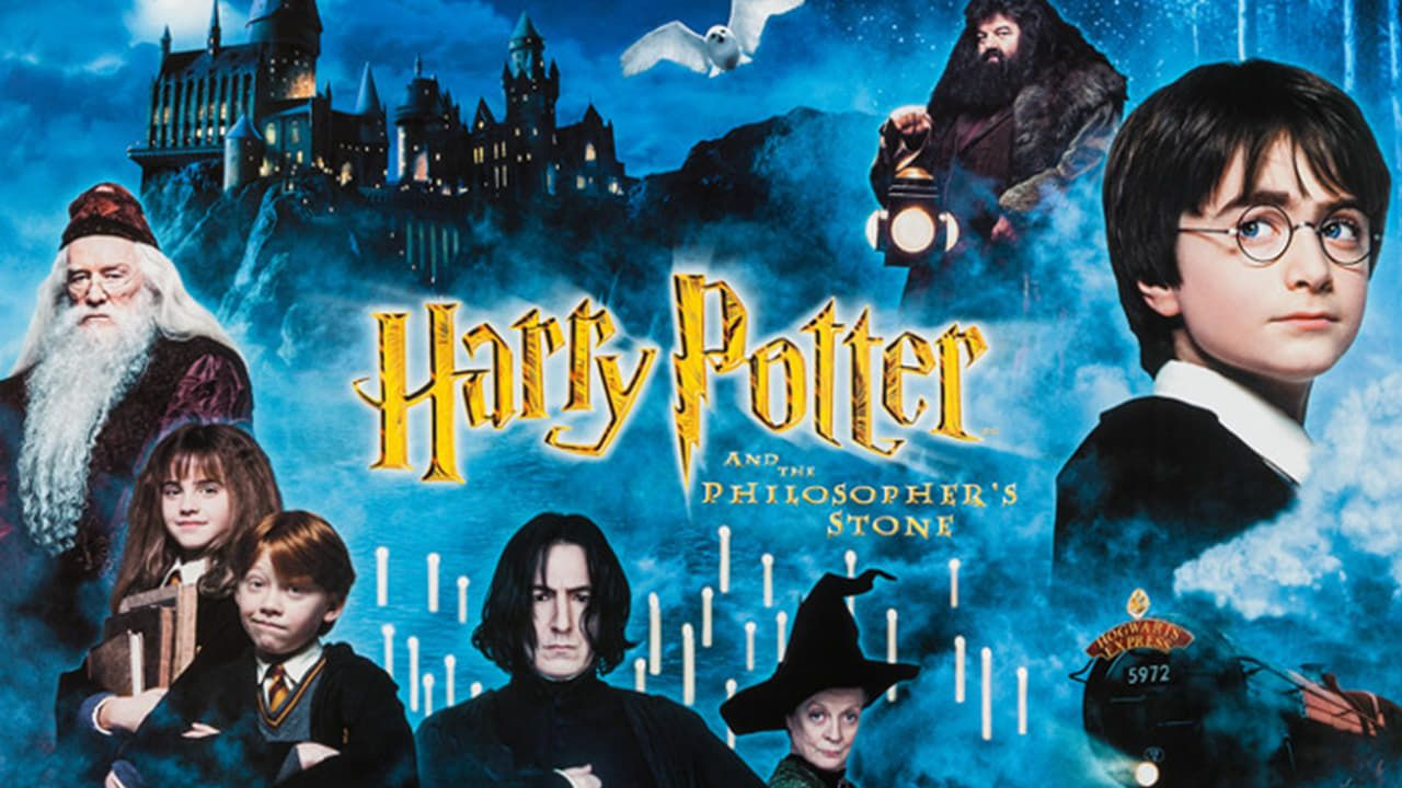 Watch Harry Potter And The Philosopher S Stone 2001 Full Movie Online Free Harry Potter Has Lived Under The St Audio Books Philosophers Stone Family Movies