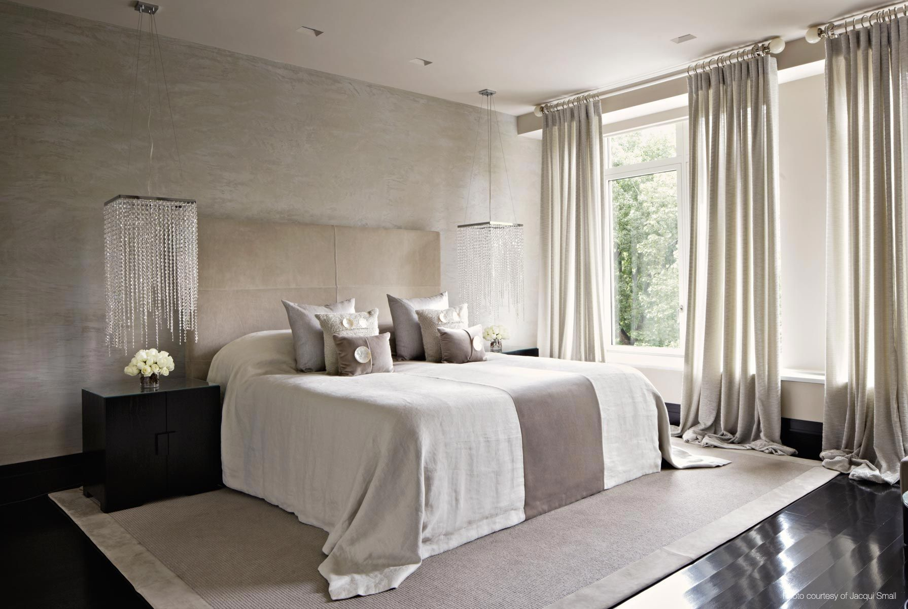 Kelly Hoppen Couture - Kelly Hoppen Interiors  Luxurious bedrooms