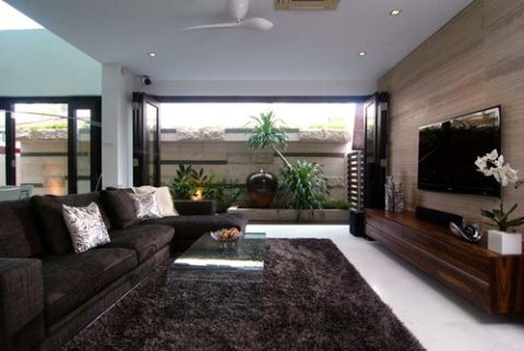 Turn Your Home Into A Oasis Tropical Interior Design Living Rooms Tropical Interior Design Tropical Interior