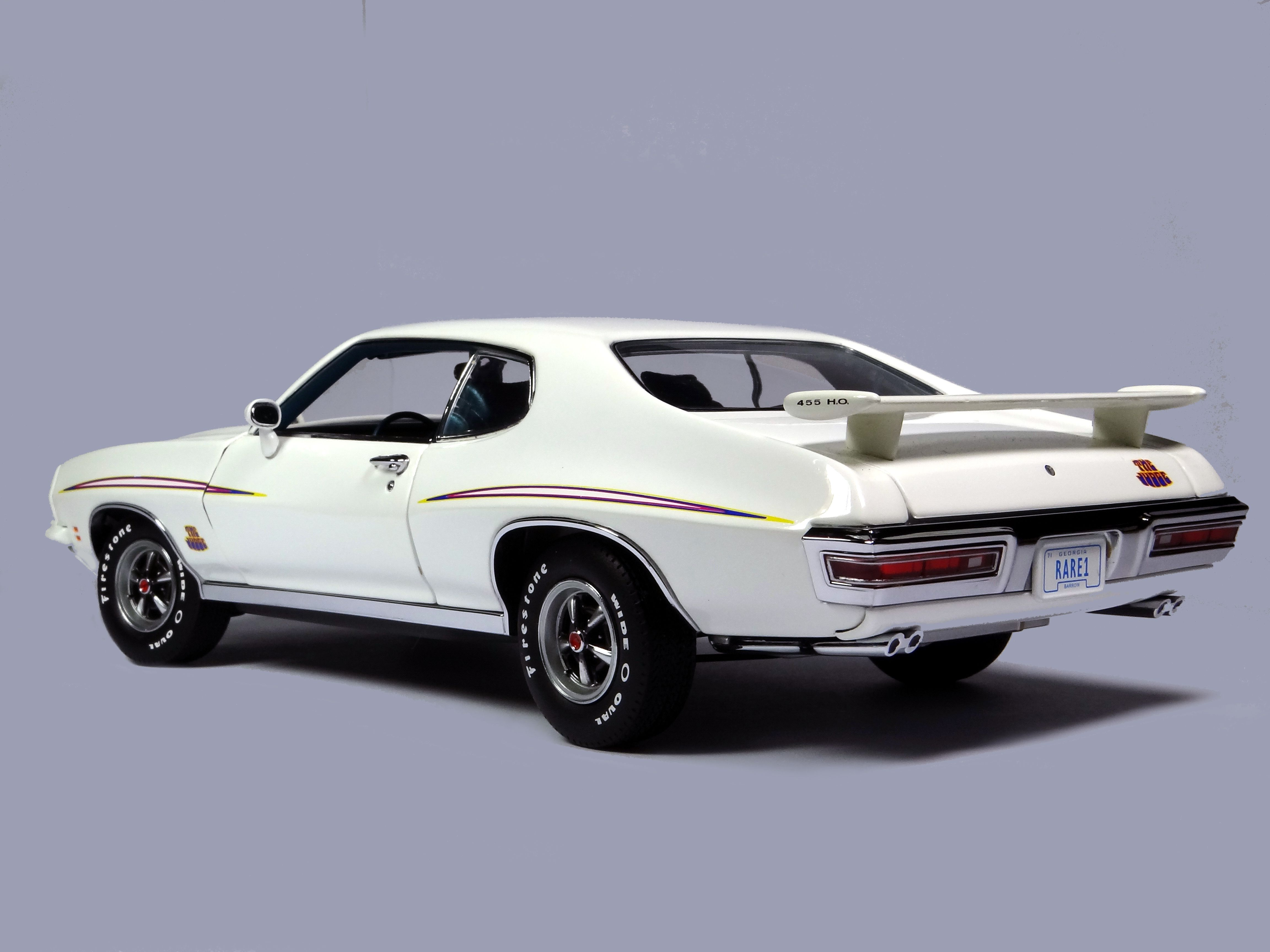 1971 pontiac gto the judge 455 similar to what the crow used to look like
