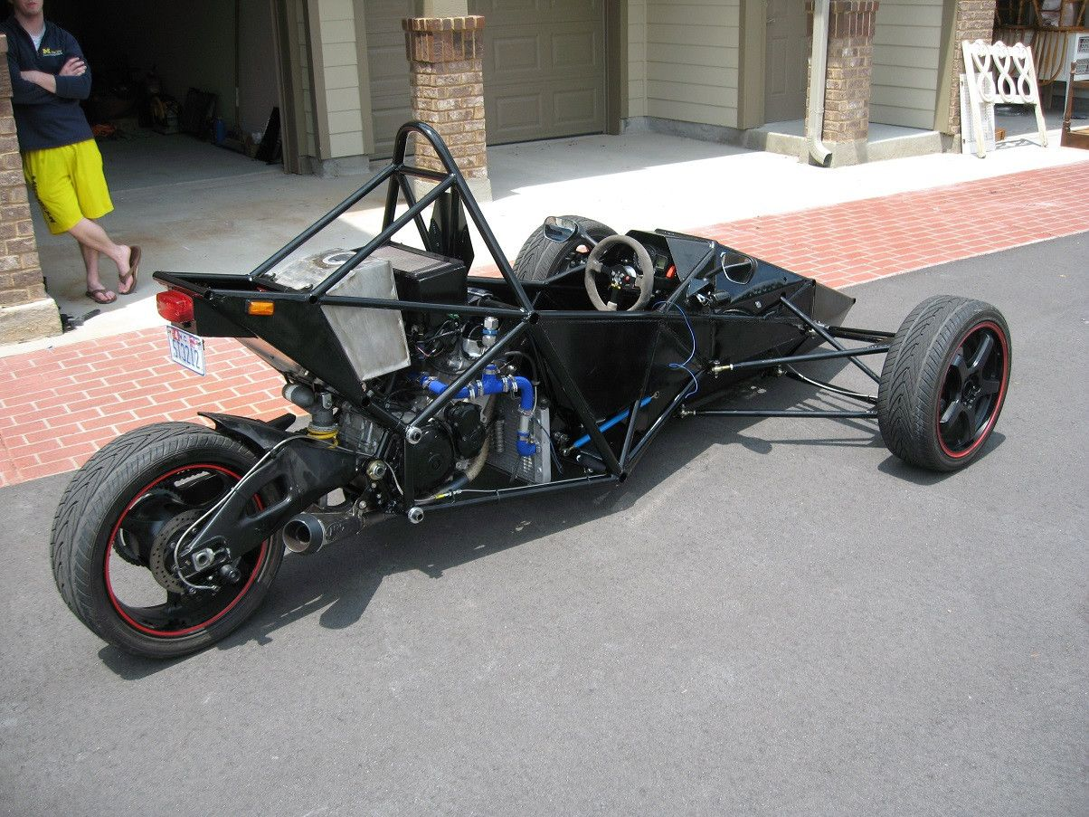 Spartan Trike Project Reverse Trike