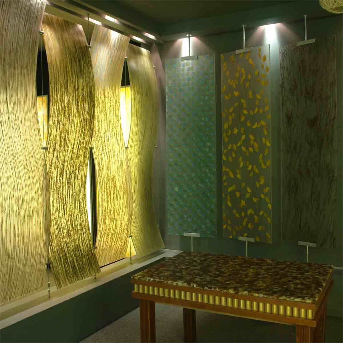 acrylic panels | wall treatment | Pinterest | Acrylic panels, Walls ...