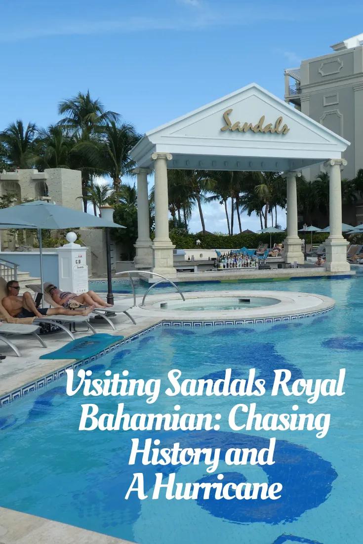 A Visit To Sandals Royal Bahamian Chasing History And A Hurricane Royal Bahamian Bahamian Royal