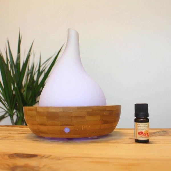 Elegensia la compagnie des sens ce diffuseur ultrasonique disperse les huiles essentielles - Huiles essentielles a diffuser dans la maison ...