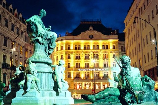 Vienna: a Gem at the Heart of Europe